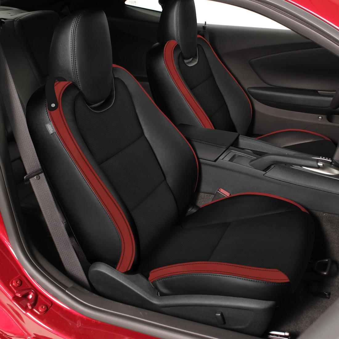 Camaro Seat Covers 2013 - Velcromag